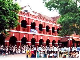 Government College of Teacher Education Trivandrum Building