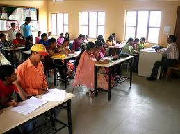 Government Degree College Nandikotkur Classrooms