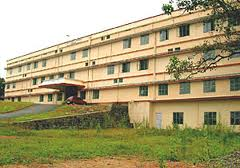 Government Dental College, Kottayam Building