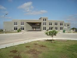 Government Engineering College (GEC), Rajkot Building