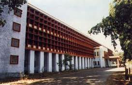 Government Engineering College, Thrissur Building