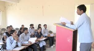 Government First Grade College Kadur Classrooms