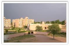 National Law University Jodhpur Building