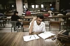 Government GVRS Degree College Library