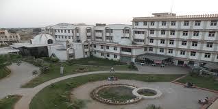 Government Medical College, Bhavnagar Building