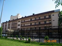 Nehru Homoeopathic Medical College and Hospital Building