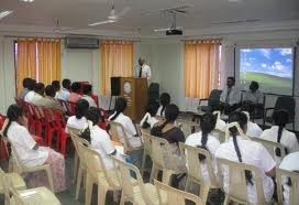 NES College of Information Technology Classrooms