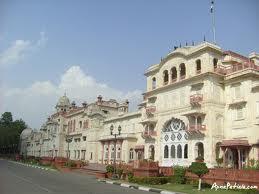Netaji Subhas National Institute of Sports, Patiala Building