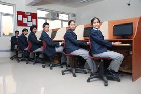 New Modern IT & Management College Computer Laboratory