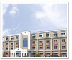 NIIS Institute of Information Science & Management Building