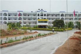 Nishitha College of Engineering and Technology Building