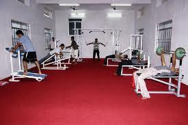 Institute gym