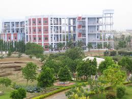NIST Berhampur Building