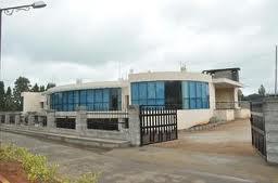 Nitte School of Management Building