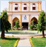 Nizam College Building
