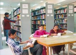 Green Fort Engineering College Library