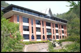 Green Hills Engineering College Building