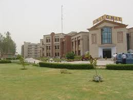 Noida Institute of Engineering and Technology (NIET) Building