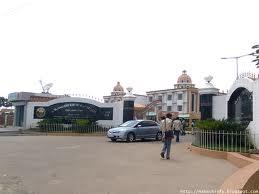 Gudlavalleru Engineering College Building