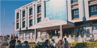 Guru Nanak Dev Engineering College, Bidar Building