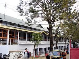 Gurucharan College Building