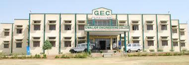 Gwalior Engineering College Building