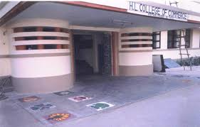 H. L. College of Commerce Campus