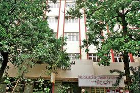 H.R College of Commerce & Economics Building