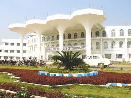 Haldia institute of technology Building