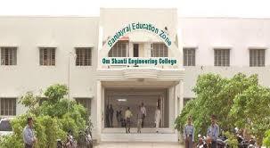 Om Shanti Institute of Management Building
