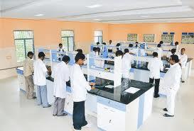 Osmania Degree College Laboratory