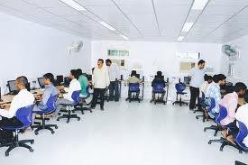 Osmania Degree College Computer Laboratory