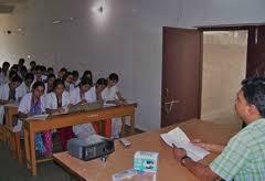 Hazaribag College of Dental Sciences and Hospital Classrooms
