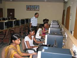 HCL Career Development Centre Computer Lab