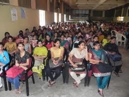 P E S Degree College Hall