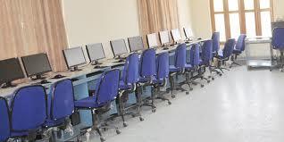 Hindu College of Education Computer Lab