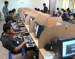 Hindusthan College of Arts & Science Computer Lab