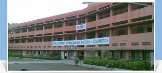 Hirachand Nemchand College of Commerce- MBA Department Building