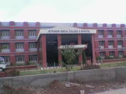 Hitkarini Dental College & Hospital Building