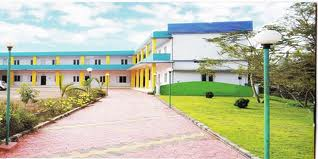 Holy Crescent College of Education Building