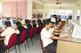 Holymatha College of Modern Technology Computer Lab