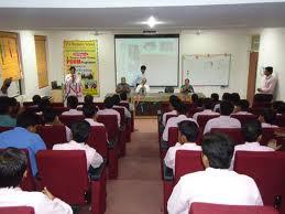 I N J Business School Hall