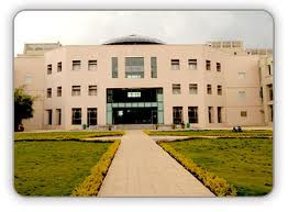 IBS, Hyderabad Building