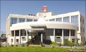 Padmashree Dr. D. Y. Patil Institute of Management Studies Building