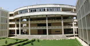 IEC College of Engineering and Technology Building