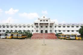 Pallavan College of Engineering Building