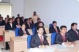 IFCAI Business School (IBS) Classrooms