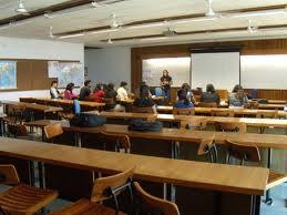 Pandit Deendayal Petroleum University Classrooms