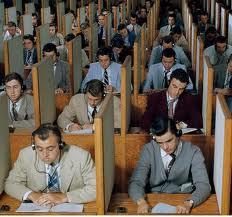IFIM Business School Classrooms