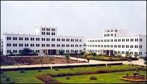 Panimalar Engineering College Building